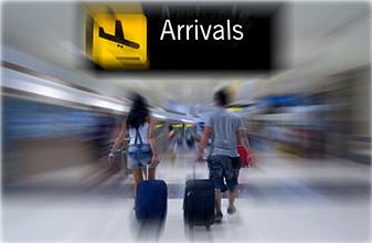 arrivals-aankomsten