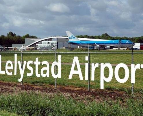Luchthaven-Lelystad